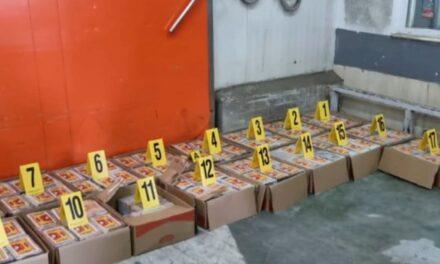 Kapet sasi e madhe kokaine në Kosovë, u mbajt nën vëzhgim në portin e Durrësit