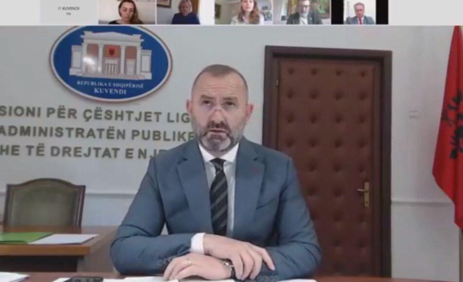 Komisioni i Ligjeve miraton Komisionin Hetimor për Presidentin Meta