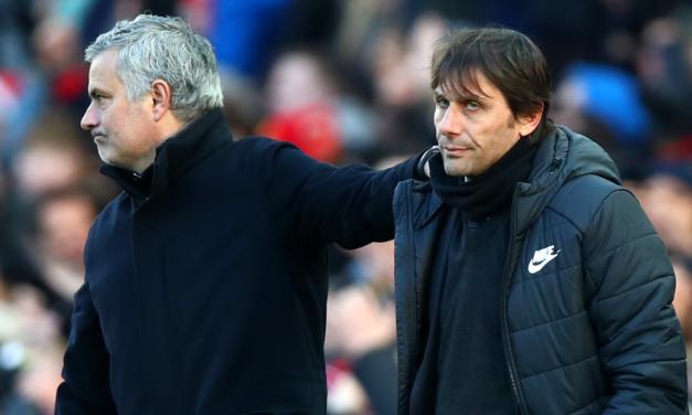 Conte: Mourinho te Roma, lajm i mirë për futbollin italian