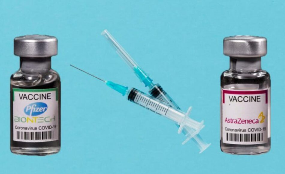 Italia miraton përzierjen e vaksinave