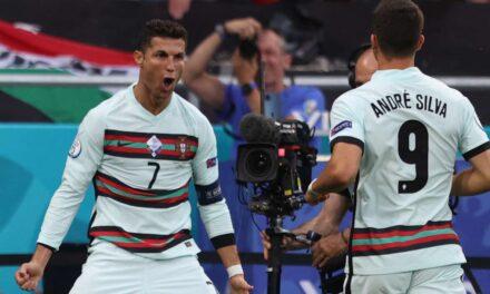 Hungaria dorëzohet në minutat e fundit, Portugalia i shënon 3 gola