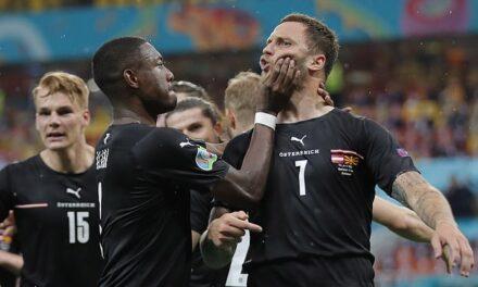 Ofendoi futbollistin shqiptar, UEFA dënon Marko Arnautovic