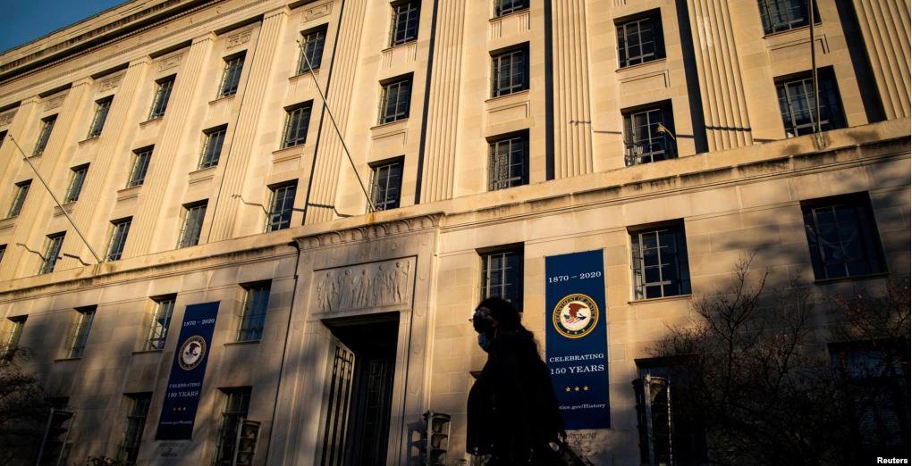 """Departamenti i Drejtësisë: Trump nuk mund të mbahet përgjegjës për komentet """"fyese"""""""