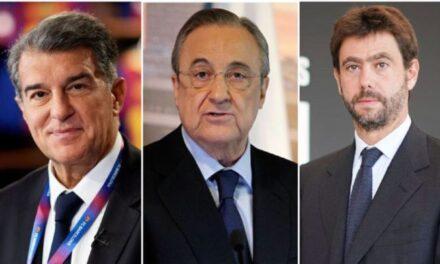 Drejtësia zvicerane nuk lejon dënimin e Real, Barcelona dhe Juve