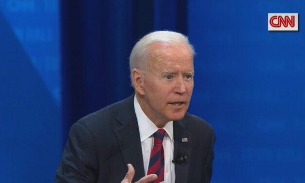 Presidenca në 6 muaj, Biden flet në CNN për pandeminë, ekonominë dhe Senatin