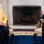 Merkel mbron marrëveshjen me Uashingtonin mbi gazsjellësin rus: Kemi një punë shumë të madhe për të bërë