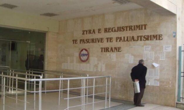 """SPAK në zyrat Kadastrës së Tiranës, policia jep detaje mbi operacionin """"Ndërmjetësi"""""""