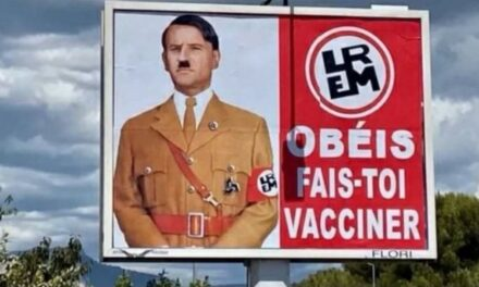Posteri që krahasonte Macron-in me Hitlerin, nisin hetimet në Francë