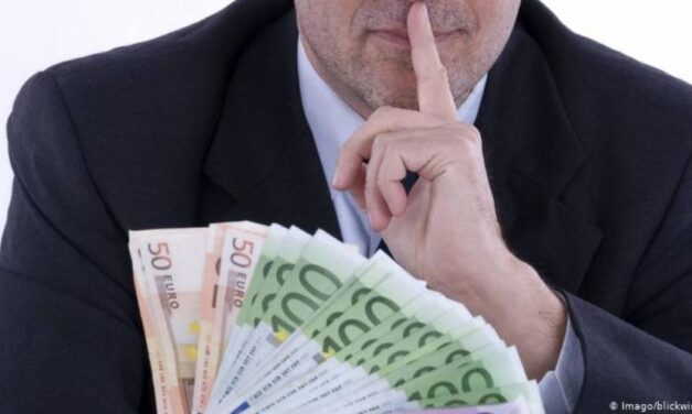 BE i shpall luftë pastrimit të parave
