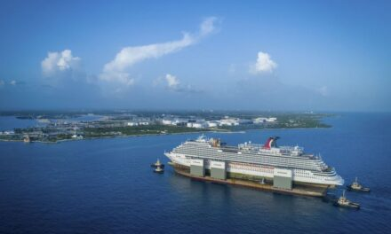 """""""Eureka!""""… Anija gjigante që shpëton anijet gjigante falë ligjit të Lashtësisë"""