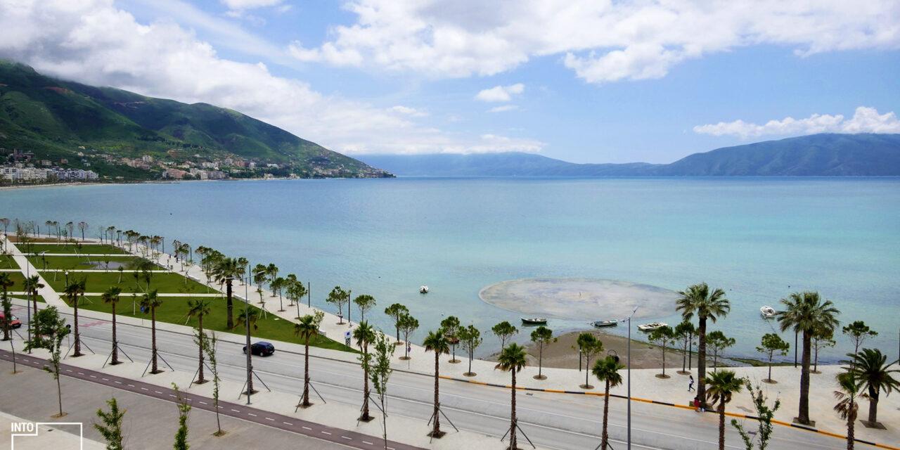 """Gomarllëku i dyfishtë me dy """"Lungomare"""" në Vlorë!"""