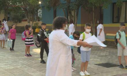 Viti i ri shkollor nis rregullisht më 27 shtator, skenarët e tjerë varen nga pandemia