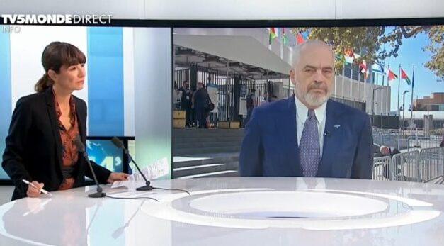 Dënimi i ish-kryeprokurorit, Rama për televizionin francez: Pandëshkueshmëria nuk është më normë