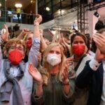"""Zgjedhjet në Gjermani: SPD dhe CDU """"kokë më kokë"""""""