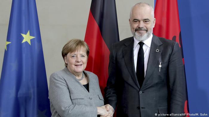 Pse Angela Merkel përzgjodhi Beogradin dhe Tiranën për vizitë lamtumire
