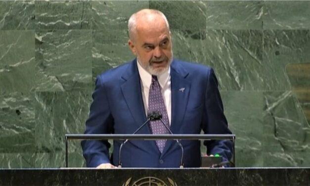 Rama në OKB: Kjo asamble nuk mund të jetë e plotë pa Kosovën
