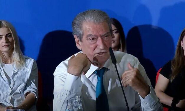 Berisha reagon ndaj Bashës: Kuvendi i PD do të mblidhet për të shqyrtuar vendimet e pengut të Edi Ramës