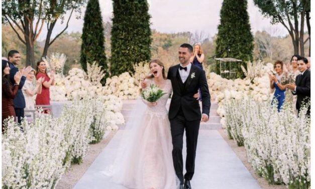 Dasma përrallore e vajzës së Bill dhe Melinda Gates