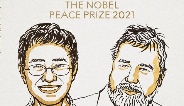 Shpallen fituesit e Çmimit Nobel për Paqen