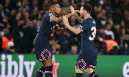 """Champions, Messi shpëton PSG, Ajax i jep """"leksion"""" Dortmundit"""
