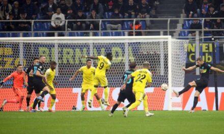 """Inter, tre gola për të mposhtur """"makthin"""" e Champions, Real shpartallon Shaktarin"""