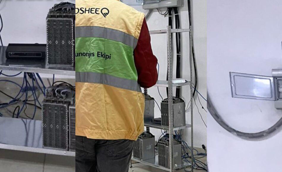 Aksion kundër vjedhjes së energjisë elektrike, zbulohet në Krujë laboratori i prodhimit të 'bitcoin'