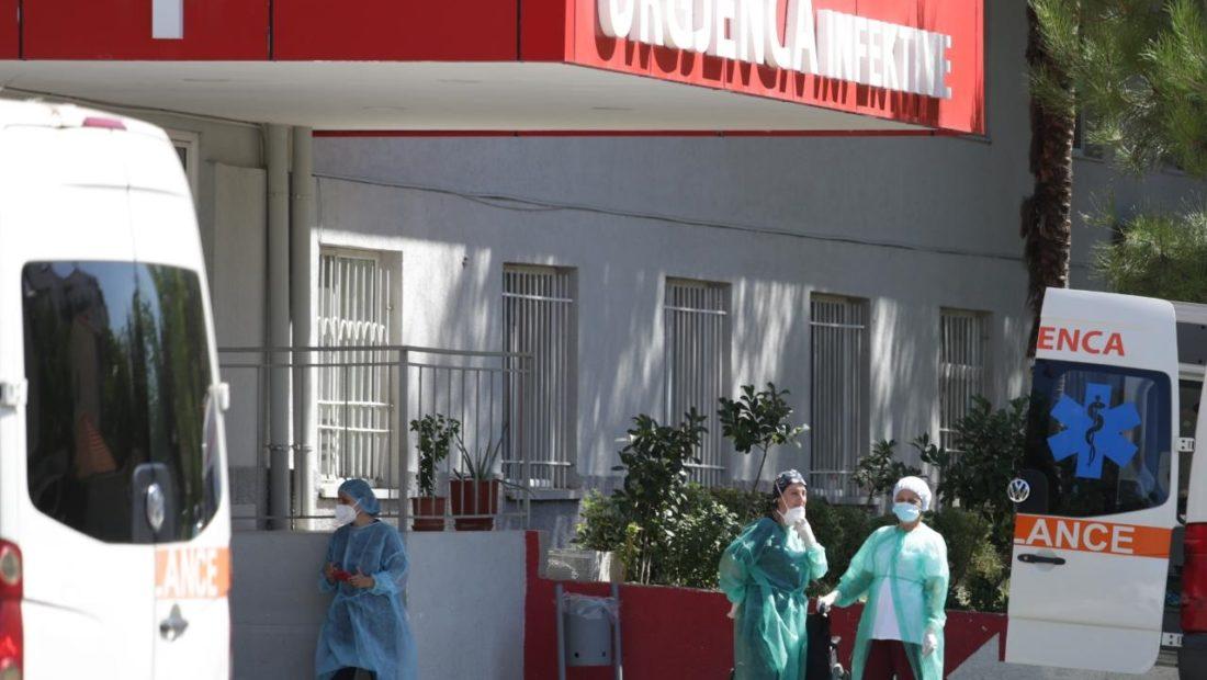 Koronavirusi në Shqipëri, 6 viktima dhe 501 raste të reja në 24 orë