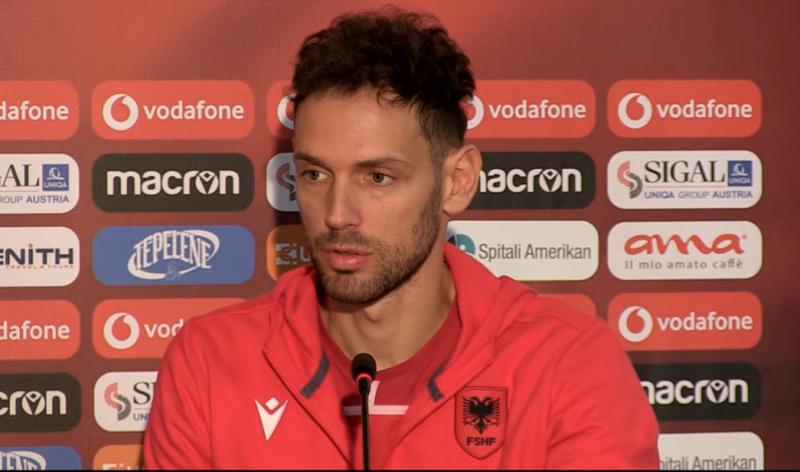 """""""Kualifikimi në Botëror? Mund të bëjmë diçka që asnjë nuk e ka bërë"""", Berisha: Kjo ndeshje ngjason si ajo me Serbinë"""