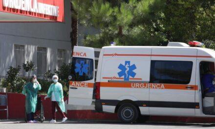 Pesë viktima nga Covid, ulet numri i rasteve të reja