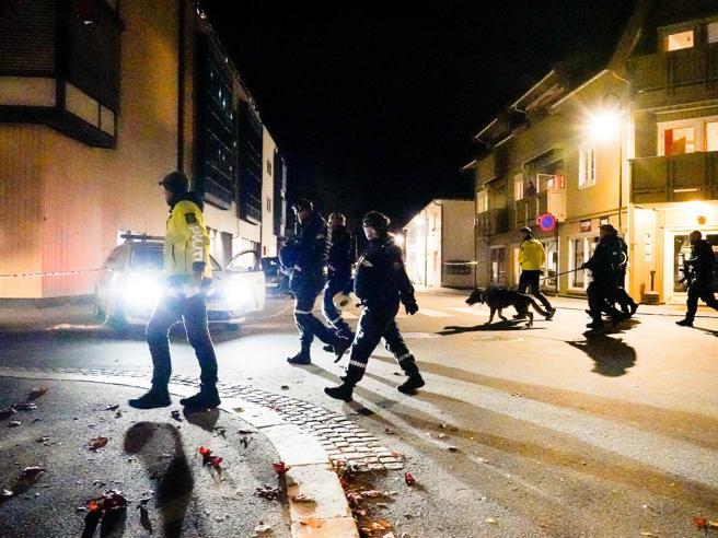 Terror në Norvegji, një burrë i armatosur me hark dhe shigjeta vret disa persona